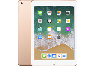 "APPLE iPad 9.7"" Wi-Fi 128 GB 6th Gen. Gold (MRJP2FD/A)"