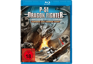 P-51 Dragon Fighter - (Blu-ray)
