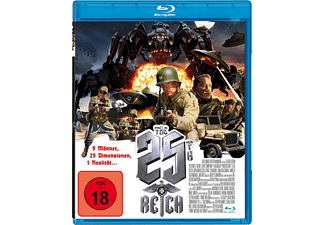 THE 25TH REICH-UNCUT EDITION - (Blu-ray)