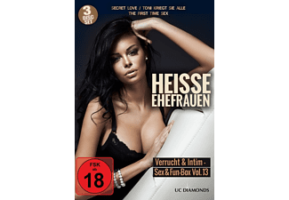 Heisse Ehefrauen - Sex & Fun-Box Vol. 13 - (DVD)
