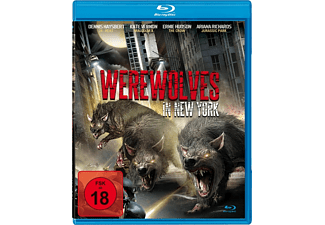 Werevolves in New York - (Blu-ray)