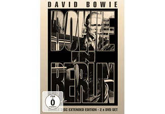 BOWIE IN BERLIN (EXTENDED EDITION) - (DVD)
