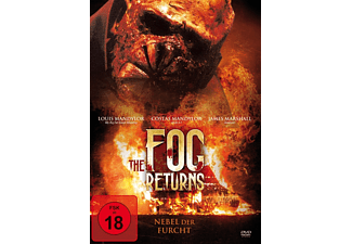 The Fog Returns - Nebel der Furcht - (DVD)