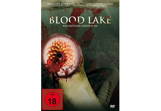 Blood Lake - Killerfische greifen an - (DVD)