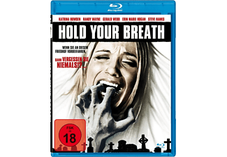 HOLD YOUR BREATH - (Blu-ray)