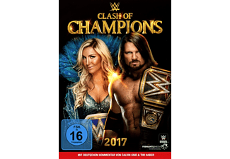 WWE - Clash of Champions 2017 - (DVD)