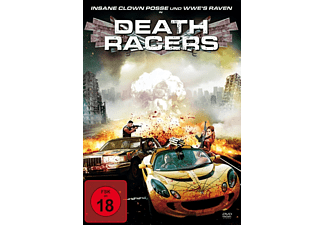 DEATH RACERS - (DVD)
