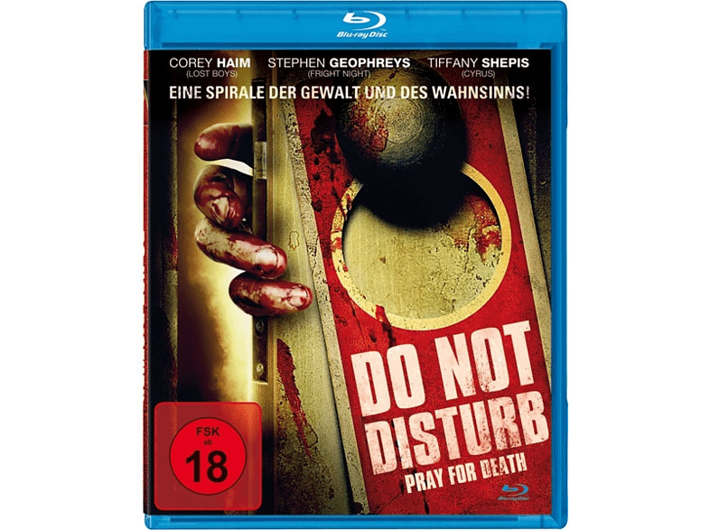 DO NOT DISTURB-PRAY FOR DEATH [Blu-ray]