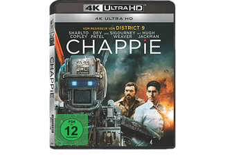 CHAPPIE - (4K Ultra HD Blu-ray)