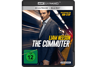 The Commuter - (4K Ultra HD Blu-ray + Blu-ray)