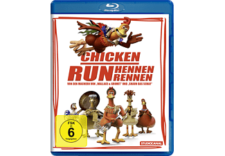 Chicken Run - Hennen rennen - (Blu-ray)