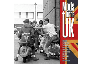 VARIOUS - Mods In The UK - (Vinyl)