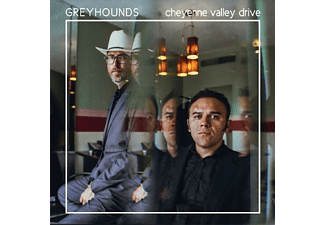 Greyhounds - Cheyenne Valley Drive (farbiges Vinyl) - (Vinyl)