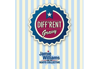 Jamie Williams And The Roots Collective - Diff'Rent Gravy - (CD)