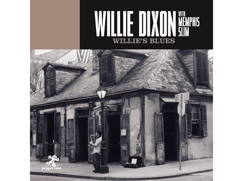 Willie With Memphis Sli Dixon - Willie s Blues [CD]