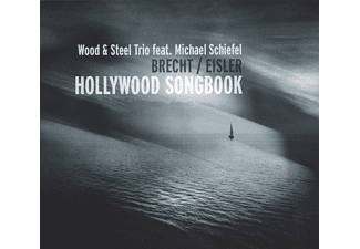 Michael Wood & Steel Trio/schiefel - Eisler-Hollywood Songbook - (CD)