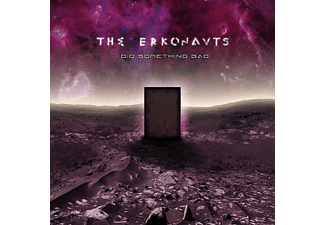 The Erkonauts - I Did Something Bad - (CD)