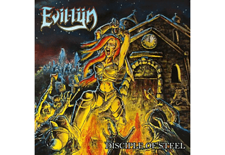 Evil-lyn - Disciple Of Steel - (CD)