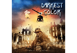 Darkest Color - Deal With Pain - (CD)