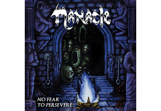 Manacle - No Fear To Persevere - (CD)