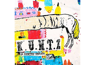 K.U.N.T.Z. - 12 Kuntry Greats [Vinyl]