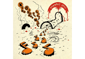 King Gizzard & The Lizard Wizard - Gumboot Soup Ltd.(LP+MP3) - (LP + Download)