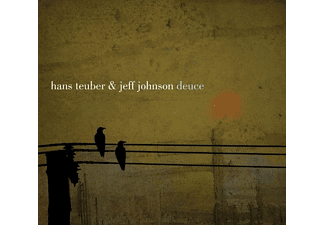 Hans Teuber & Jeff Johnson - Deuce - (CD)