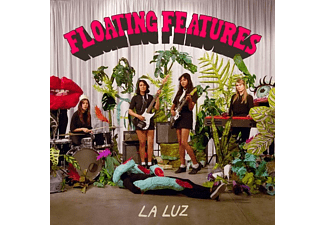 La Luz - Floating Features - (CD)