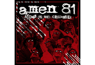 Amen 81 - Attack Of The Chemtrails - (Vinyl)