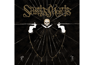 Spiritus Mortis - The God Behind The God (Beer Colored) - (Vinyl)