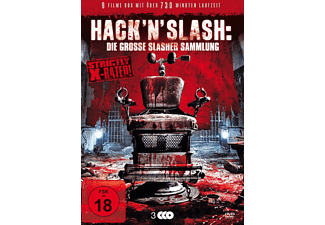 Hack 'n' Slash: Die Grosse Slasher Sammlung Horror DVD