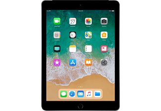 "APPLE iPad 9.7"" 128 GB Wi-Fi + Cellular Space Gray Edition 2018 (MR722NF/A)"
