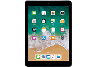 "APPLE iPad 9.7"" 32 GB Wi-Fi Space Gray Edition 2018 (MR7F2NF/A)"
