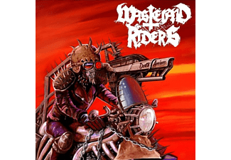Wasteland Riders - Death Arrives - (Vinyl)