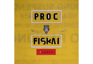 Proc Fiskal - Insula - (CD)
