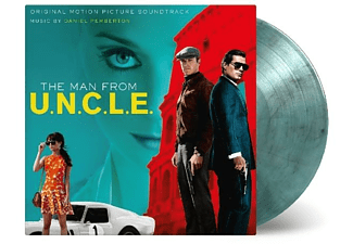 O.S.T. - The Man From U.N.C.L.E.(ltd grün marmor.Vinyl) - (Vinyl)