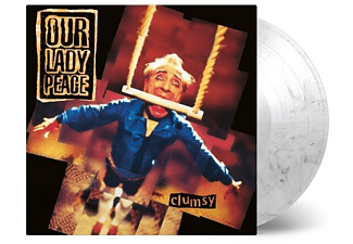 Our Lady Peace - Clumsy (ltd weiss/schwarz marmoriertes Vinyl) - (Vinyl)
