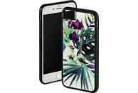 HAMA Orchid , Backcover, Apple, iPhone 6, iPhone 6s, iPhone 7, iPhone 8, Glas/Thermoplastisches Polyurethan, Weiß