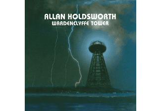 Allan Holdsworth - Wardenclyffe Tower - (CD)