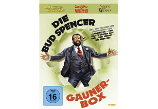 Die Bud Spencer Gauner Box - (DVD)