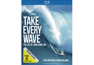 Take Every Wave: The Life of Laird Hamilton - (Blu-ray)