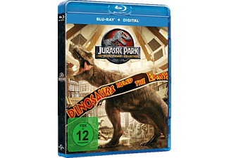 Jurassic Park Collection 1-4 - (Blu-ray)