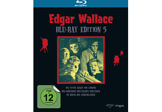 Edgar Wallace Edition Box 5 - (Blu-ray)