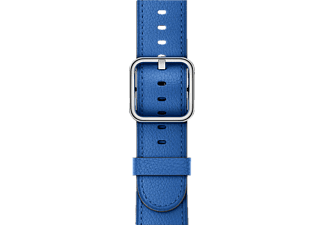 APPLE Classic Buckle Armband Electric Blue