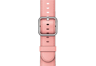 APPLE Classic Buckle, Armband, Apple, Watch 38 mm, Soft Pink
