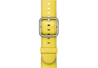 APPLE Classic Buckle, Armband, Apple, Spring Yellow
