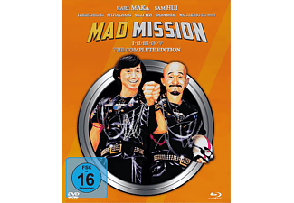 MAD MISSION Part 1 - 5 - (Blu-ray + DVD)