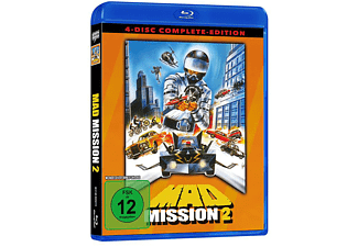 MAD MISSION 2 (+DVD) - (Blu-ray)