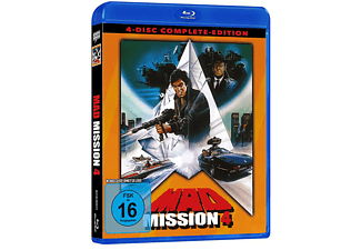 Mad Mission 4 - You never die twice - (Blu-ray)