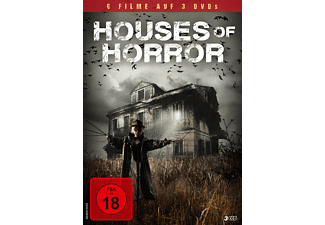 XXX - HOUSES OF HORROR - (DVD)